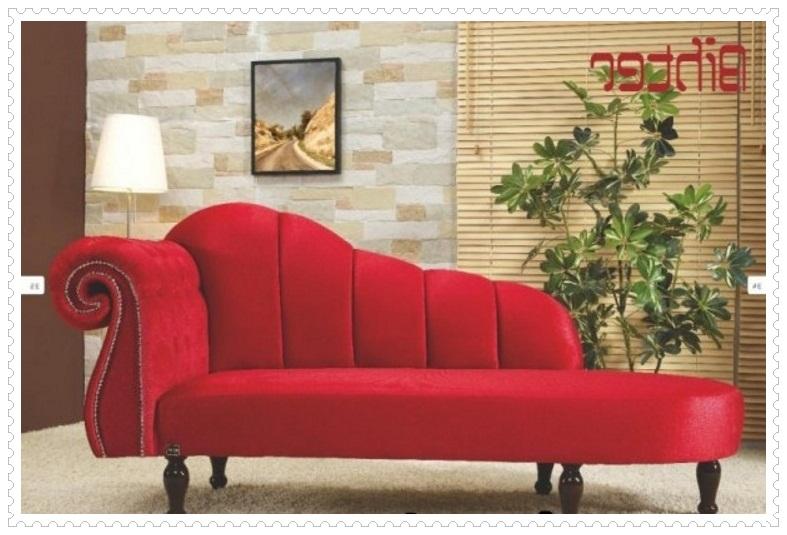 Kırmızı Renkli Josephine Koltuk Modelleri