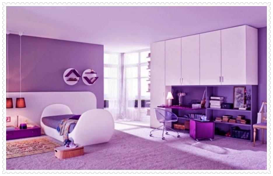 Kız Çocuk Odası Dekorasyonu-4