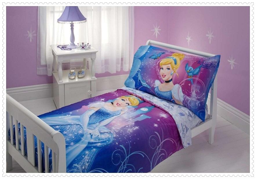 Kız Çocuk Odası Dekorasyonu-5