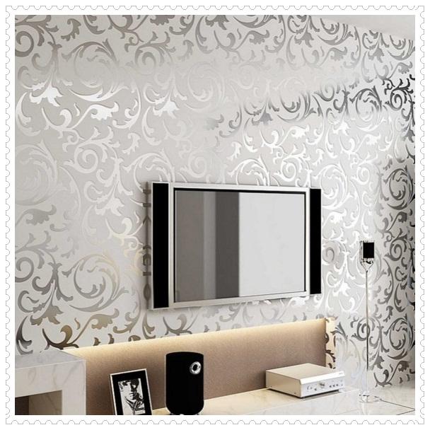 Modern Gri Duvar Kağıtları