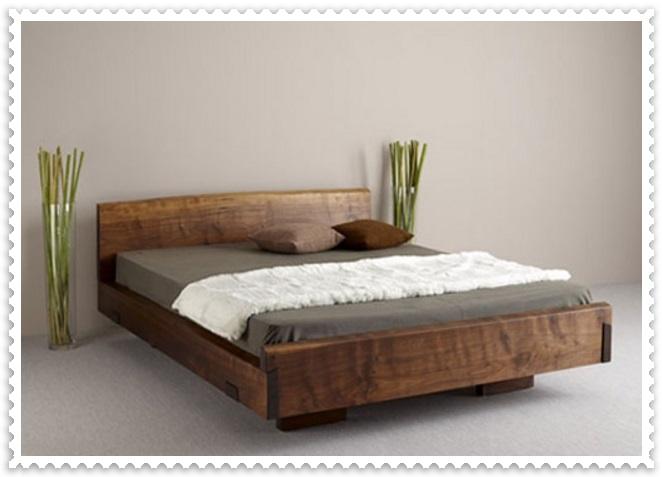 Rustik Yatak