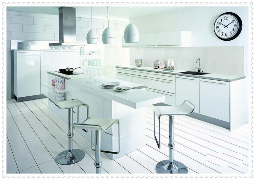 Şık Tasarım Mutfak Masası