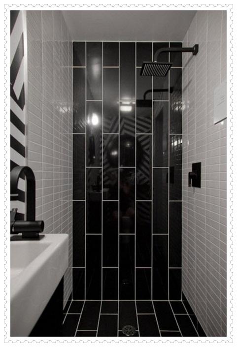 Siyah Beyaz Banyo Fayansları-10Siyah Beyaz Banyo Fayansları-10