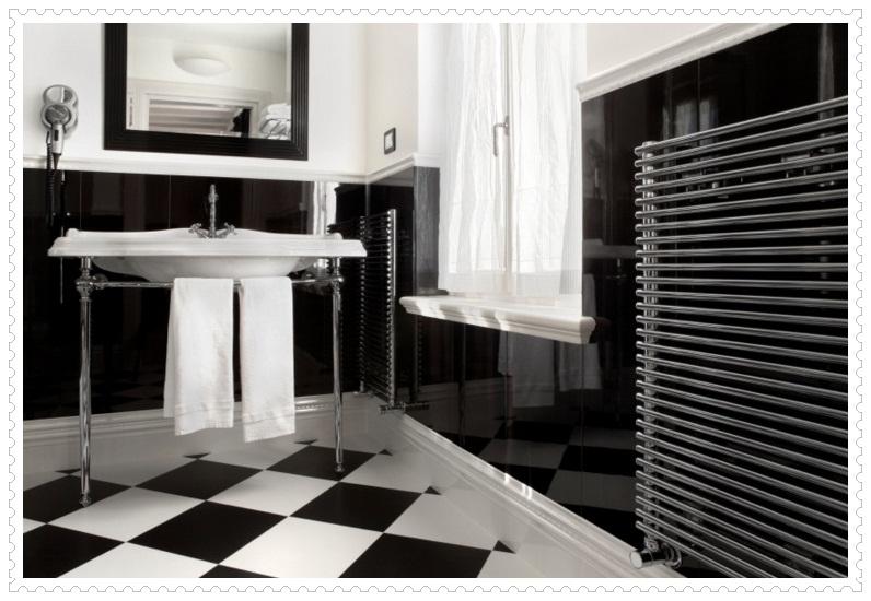 Siyah Beyaz Banyo Fayansları-7