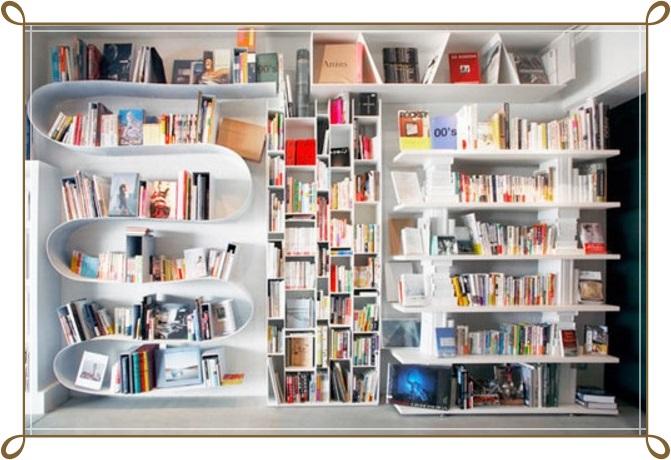 Tasarım Kitaplık Modelleri