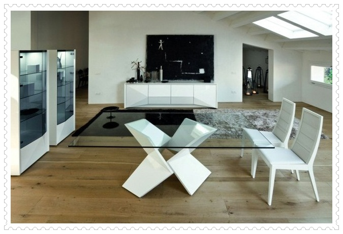 Tasarım Mutfak Masası-3