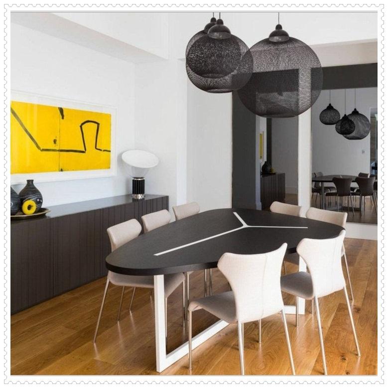 Tasarım Mutfak Masası-8