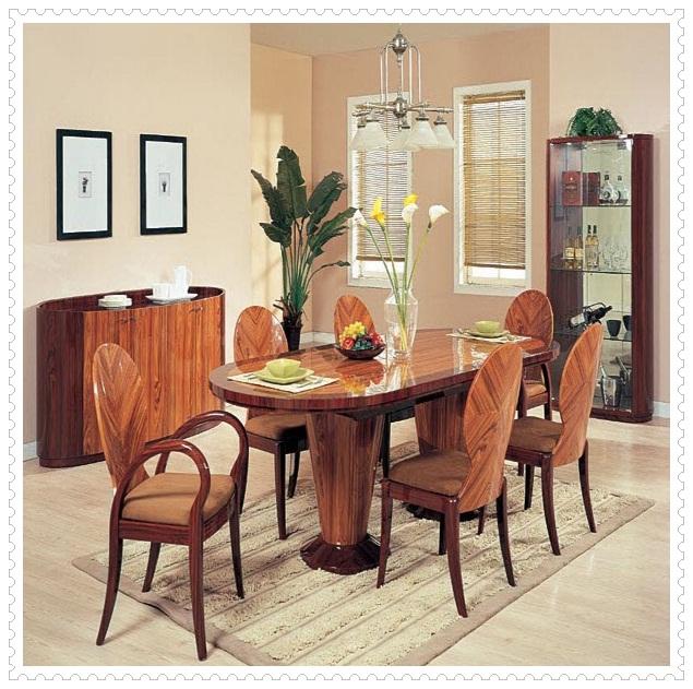 Tasarım Mutfak Masası