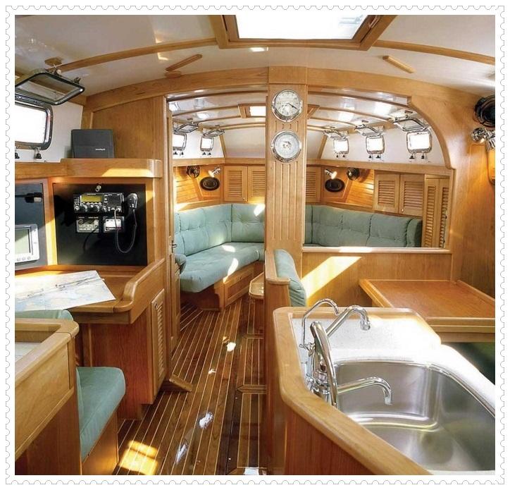 Tekne İç Dekorasyonu-1