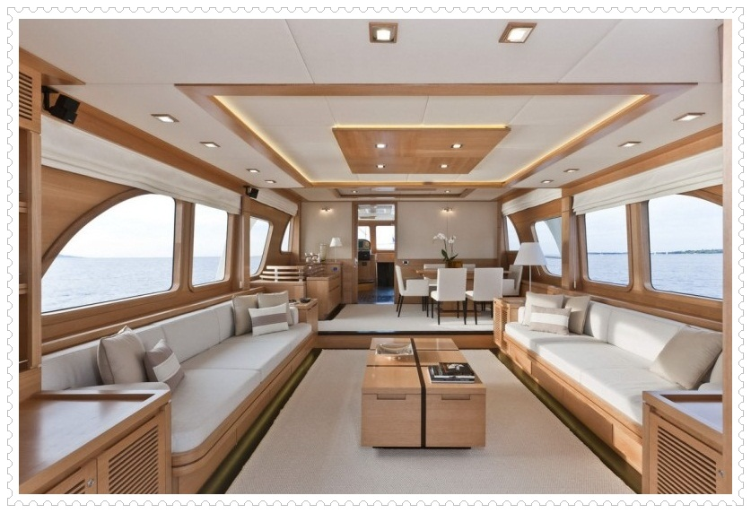 Tekne İç Dekorasyonu-3