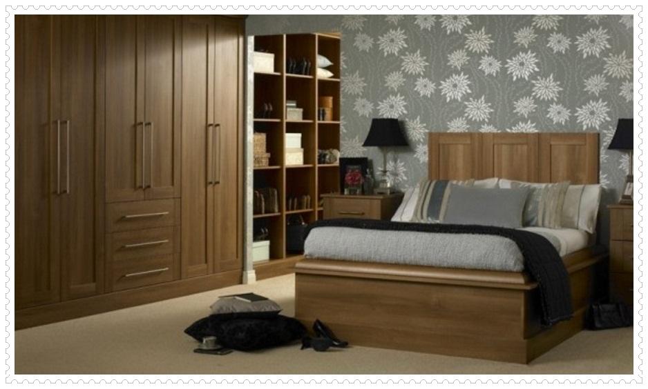 Yatak Odası Gömme Dolap Modelleri