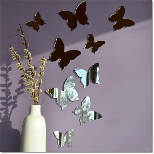 Kelebek Ayna Modelleri-1