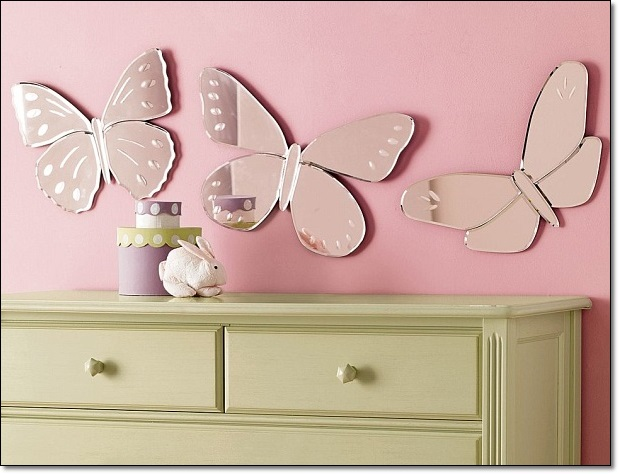 Kelebek Ayna Modelleri-4