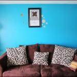Cam Göbeği Mavisi Salon