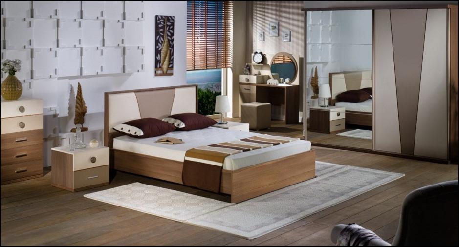 Eva Yatak Odası Takımı