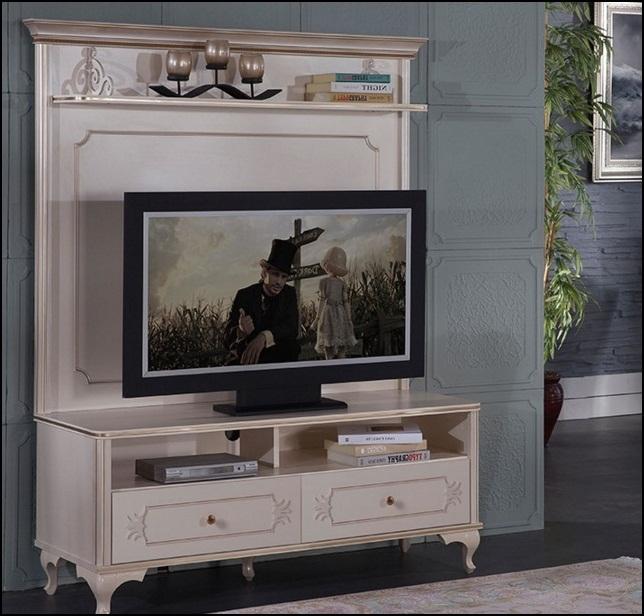 Gold Compact Tv Sehpası