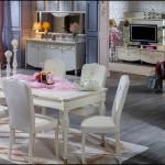 Rustik Yemek Odası