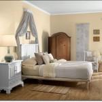 Şampanya Rengi Yatak Odası
