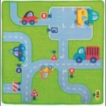 Haba Halı Trafik Modeli