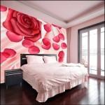 Romantik Yatak Odası Duvar Dekorasyonu