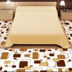 Yatak Odası Yazlık Halı Modelleri