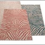 Zebra Halı Modeli-5