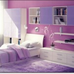 Çocuk Odası Lila Halı Modelleri