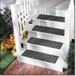 Dekoratif Kauçuk Merdiven Basamağı
