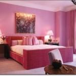 Fuşya Rengi Yatak Odası