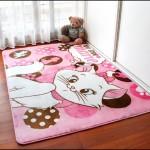 Pembe Bebek Odası Halısı-2