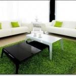 Yeşil Misafir Odası Halısı