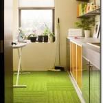 Yeşil Mutfak Halısı Modelleri