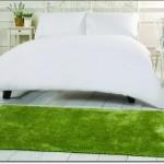 Yeşil Yatak Odası Halısı