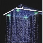 Işıklı Yağmur Duş Başlığı-2
