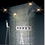 Işıklı Yağmur Duş Başlığı-3