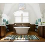 2017 Modern Banyo Halıları