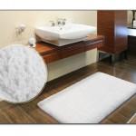 Beyaz Banyo Halıları