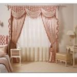 Brillant Yatak Odası Perdesi