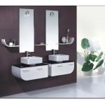 Dikdörtgen Banyo Aynası