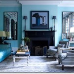 Mavi Salon Rengi