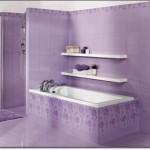 Mor Renkli Banyo Modelleri-15