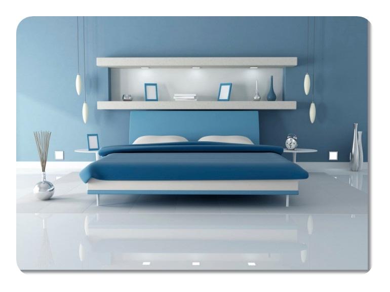 Niş Yatak Odası Tasarımı