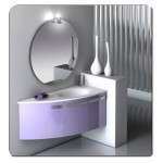 Oval Banyo Aynası