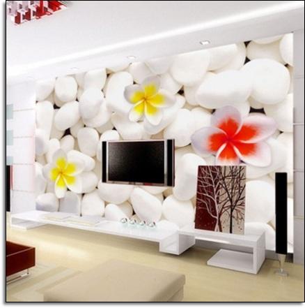 Üç Boyutlu Tv Arkası Duvar Kağıtları