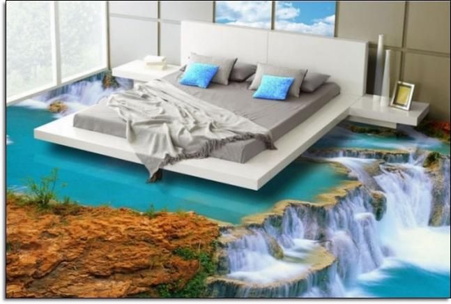 Yatak Odası Zemin Kaplama Modelleri