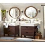 Yuvarlak Banyo Aynası