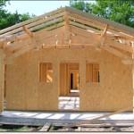 Ahşap Ev Yapımı