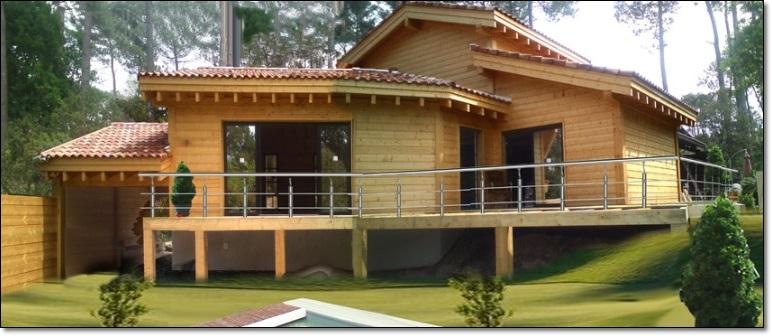 Ahşap Villa