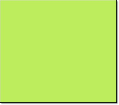 Amozon Yeşili Rengi