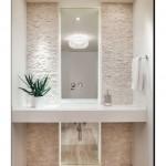 Banyo Duvarı Taş Kaplama